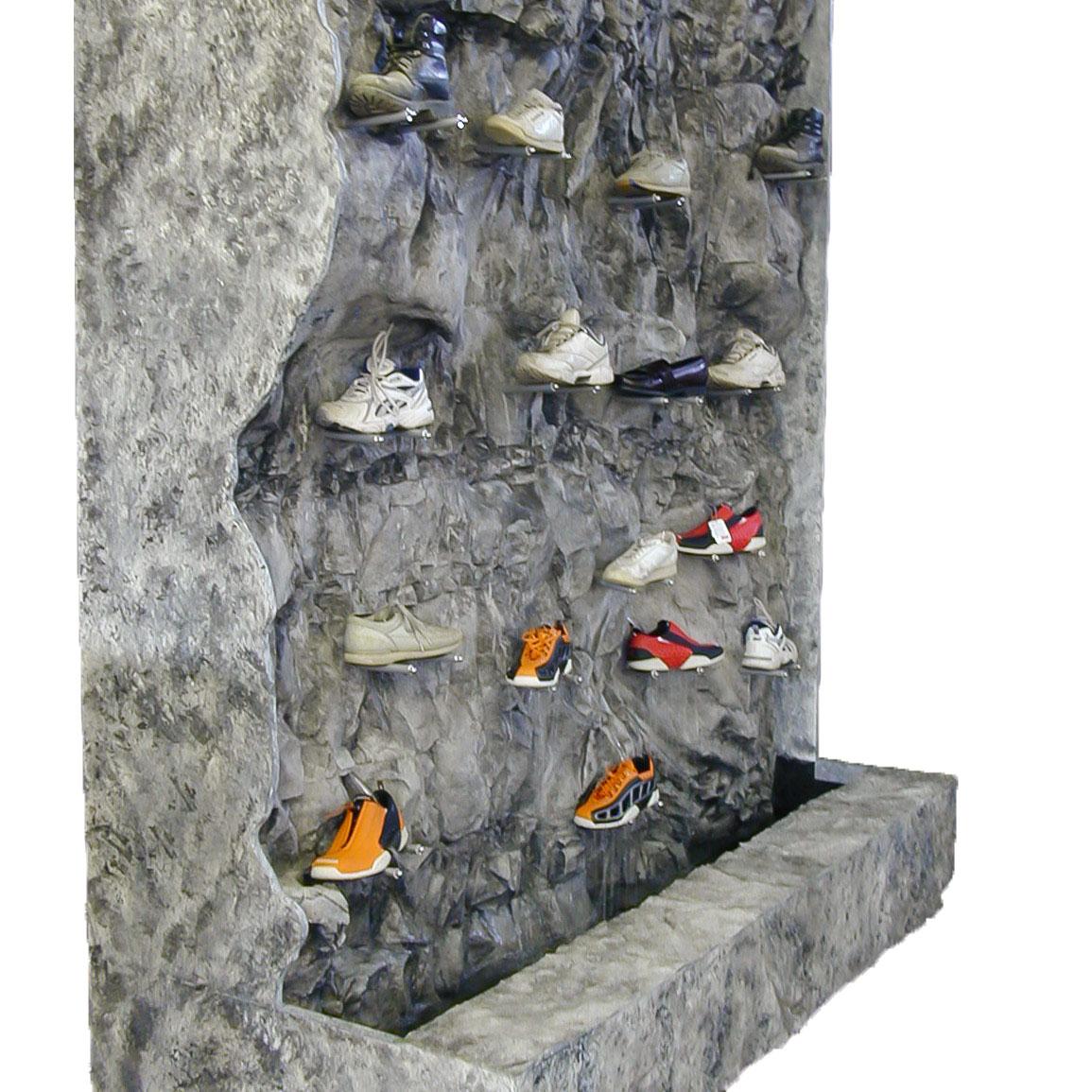 Shoe Gallery Wall
