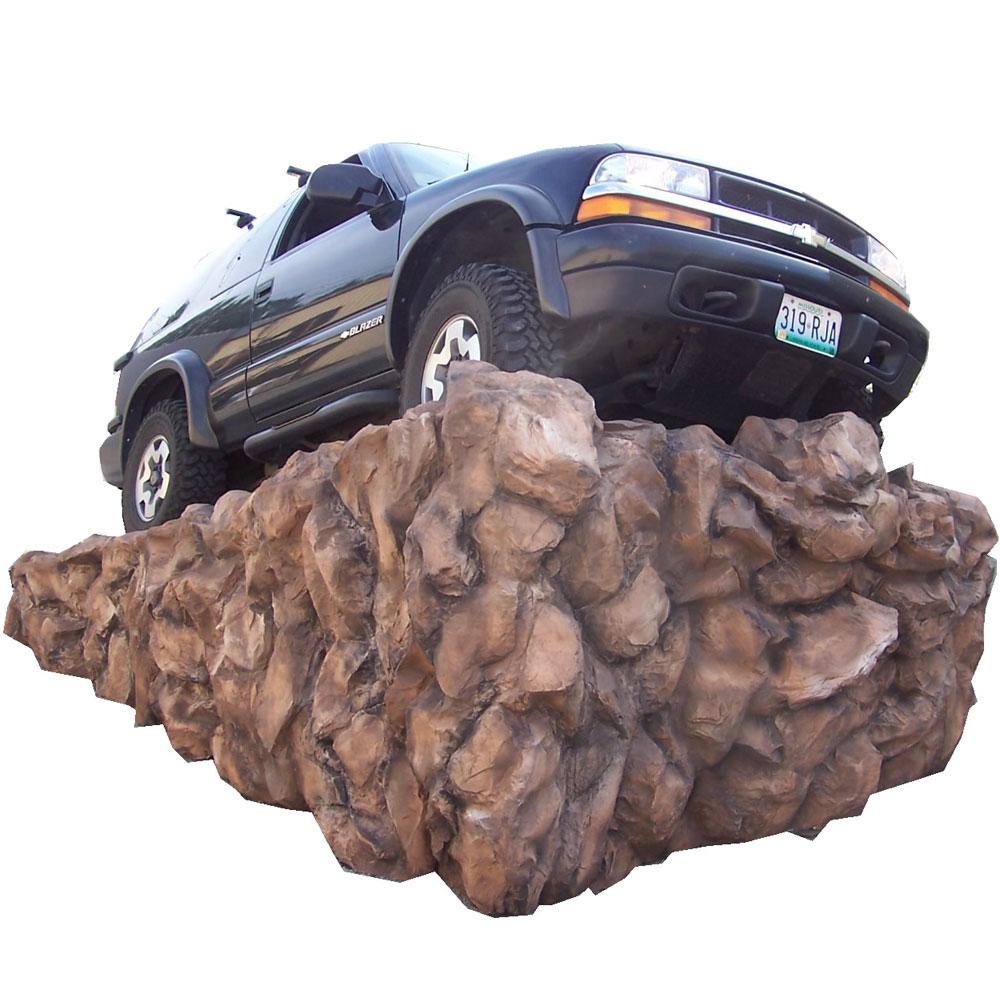 Auto Rock Ramp